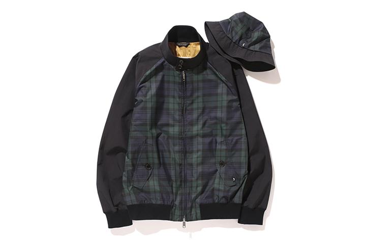 ジャケット 55,000円+税、ハット 22,000円+税