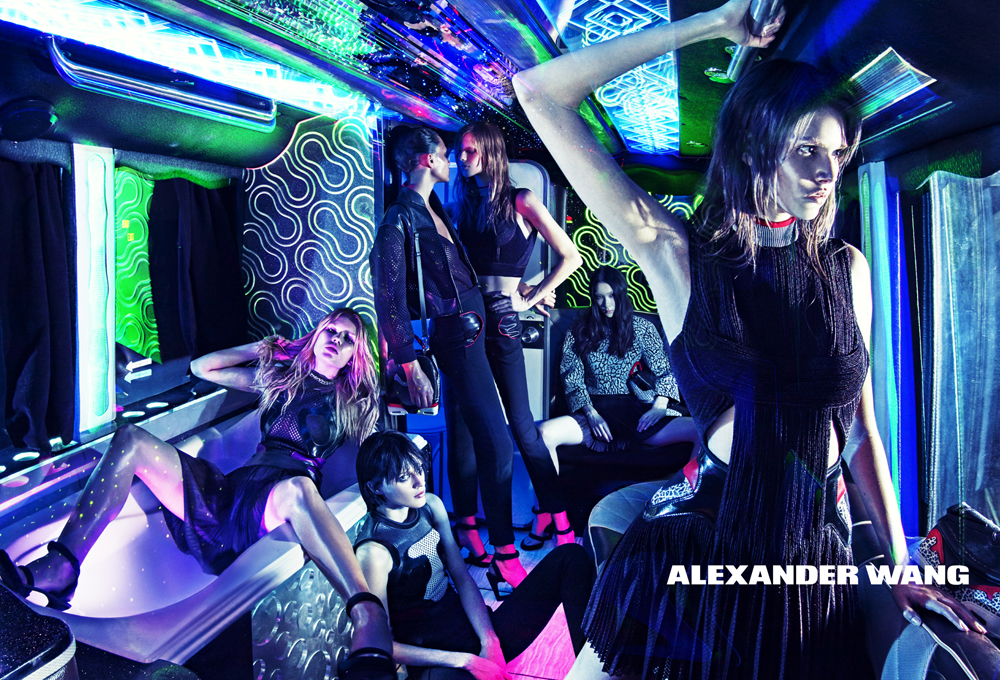 Alexander Wang Spring 2015 Campaign_2