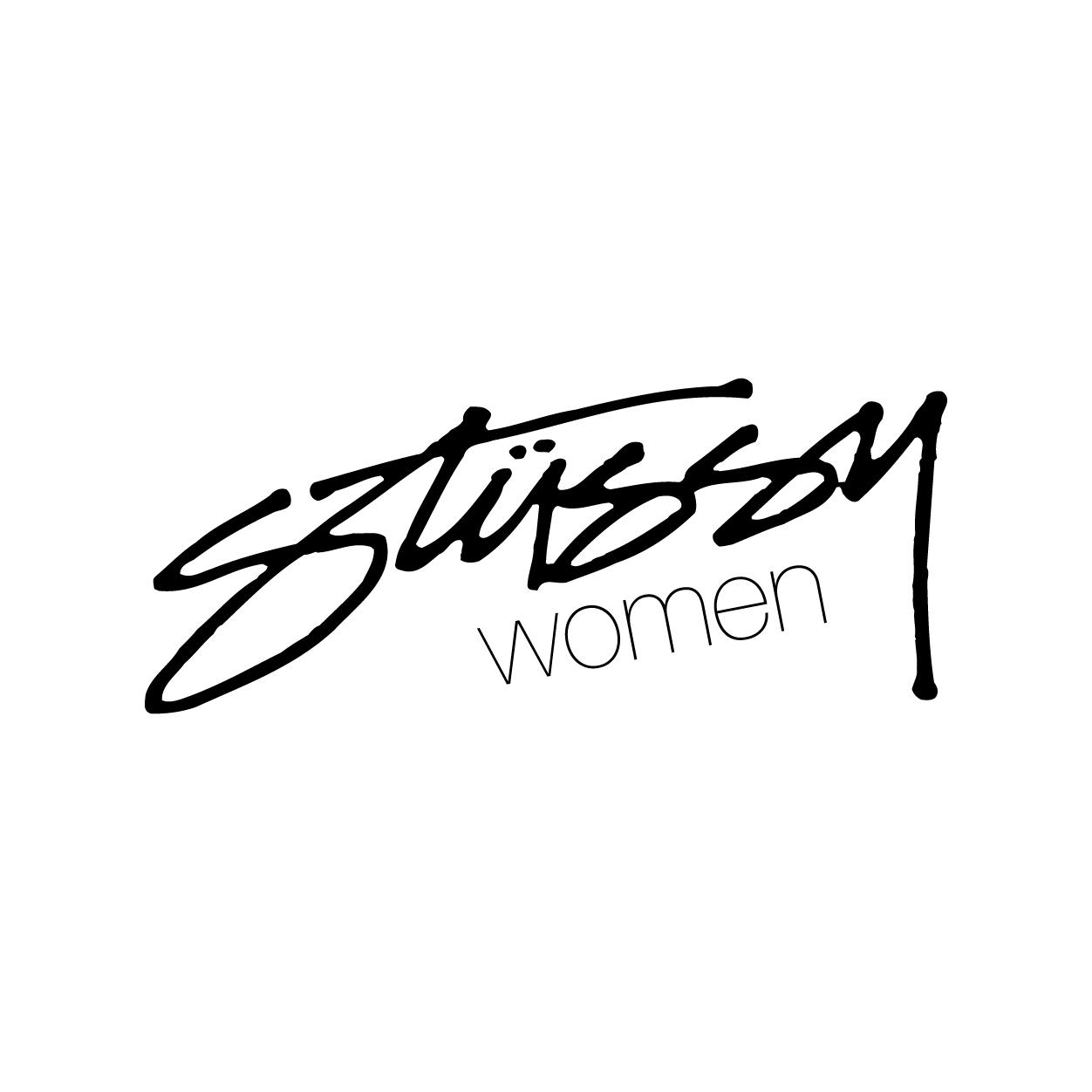 Stussy Women Logo 2-01