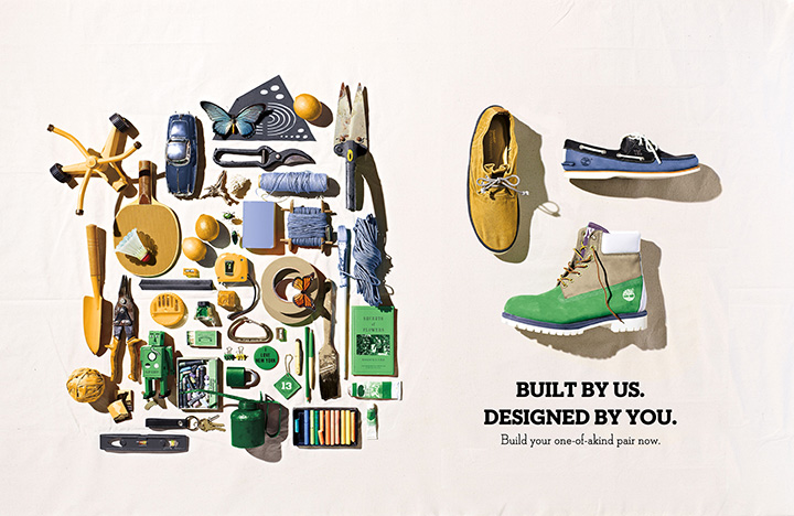 BUILT BUY US DESIGN BY YOU
