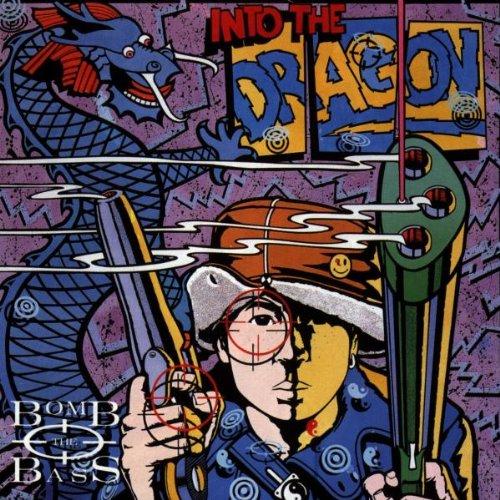 Bomb The Bass『Into The Dragon』 ティム・シムノンがパーティ感あふれるサンプリングとスクラッチ、アシッドハウスの楽天性を融合させた1988年のクラシック。