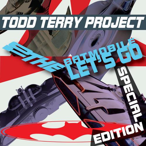 Todd Terry『To The Batmobile Let's Go』 サンプリングのワイルドなカット&ペーストを軸に、ニューヨークから登場した1988年のハウス名作アルバム。