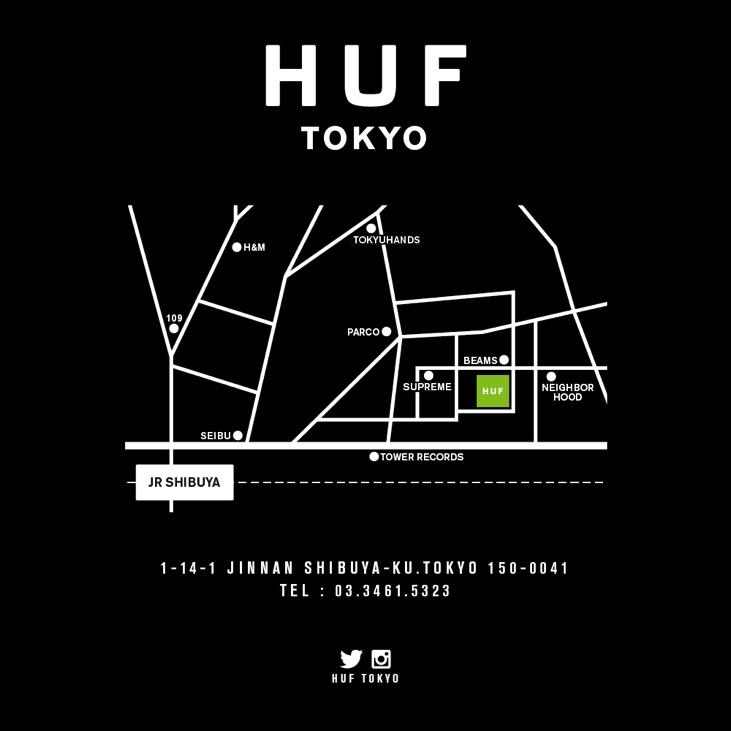HUF オープンリリース-2