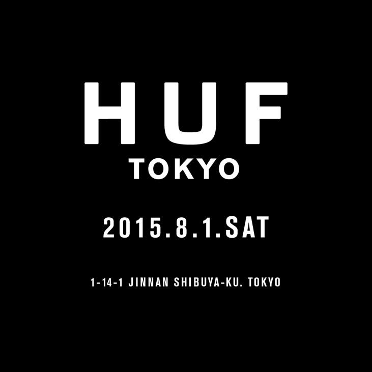 HUF オープンリリース-1