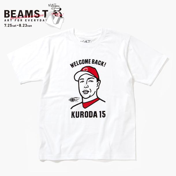 Tシャツ 各6,480円(税込)
