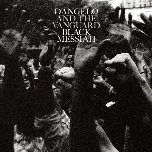 D'angelo And The Vangard『Black Messiah』  ヒップホップ、R&B世代の濃密なアフロセントリック・サウンドを確立。J・ディラとともにビートミュージックに革命を起こした 前作『Voodoo』から14年ぶりにリリースされたサード・アルバム。自らギターを手に取り、ファンクやブラックロックを軸にいびつなクロスオーバーが押し進めた作品世界は先の来日公演では怒濤のファンク・サウンドへと変換され、観る者に大きな衝撃を与えた。