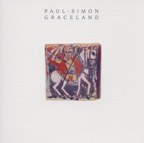 Paul Simon『Graceland』 フォークシンガー、ポール・サイモンが1985年に南アフリカで行ったセッションをもとに展開されたアフロポップの世界的ヒット作。ヴァンパイア・ウィークエンドに大きな影響を与えた作品であり、収録曲「Diamonds on the Soles of Her Shoes」はトッド・テリエのブートエディットがフロアヒットとなった。