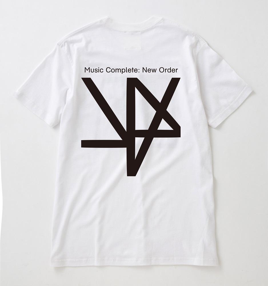 New Order『Music Complete』Tシャツ付限定盤 2015年9月23日 (水) 発売 6,000円 + 税 ・CDの収録内容は、通常盤と同様。