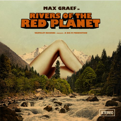 Max Graef『Rivers Of The Red Planet』 ベルリンから登場した弱冠22歳のプロデューサーがダンスミュージックシーンに衝撃を与えた2014年のデビューアルバム。ヒップホップやジャズのフィーリングをビートダウンやハウスに溶かし込んだスモーキーかつソウルフルな世界が展開される素晴らしい一枚。