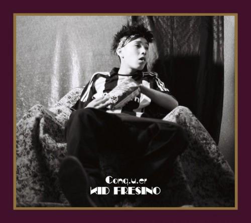KID FRESINO『Conq.u.er』 音楽修行のためにニューヨークはハーレムに渡ったKID FRESINOが録音、プロデュースを手掛けたセカンド・アルバム。ラッパーとして、ビートメイカーとして、加速度的に進化を遂げている21歳が鮮やかに描き出す2015年の最新リポートがここに。