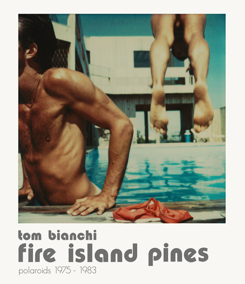 Tom Bianchiの写真集『Fire Island Pines, Polaroids 1975-1983』