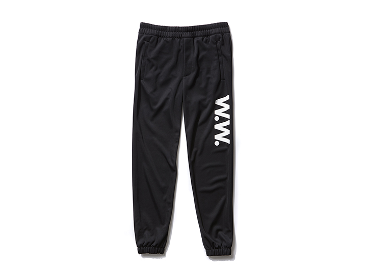 WW PES Special Knit Track Pant  13,000円+税