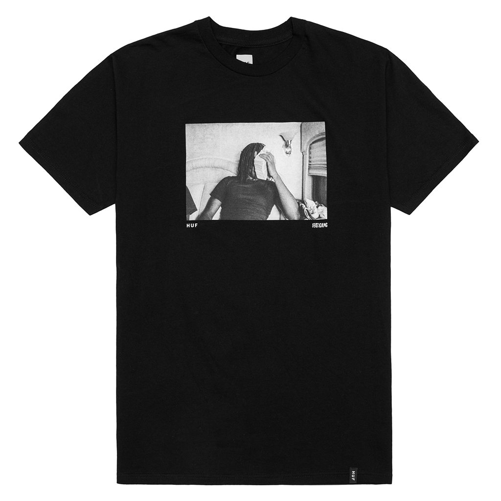 HUF X CHIEF KEEF PHOTO TEE 6,800円 + 税