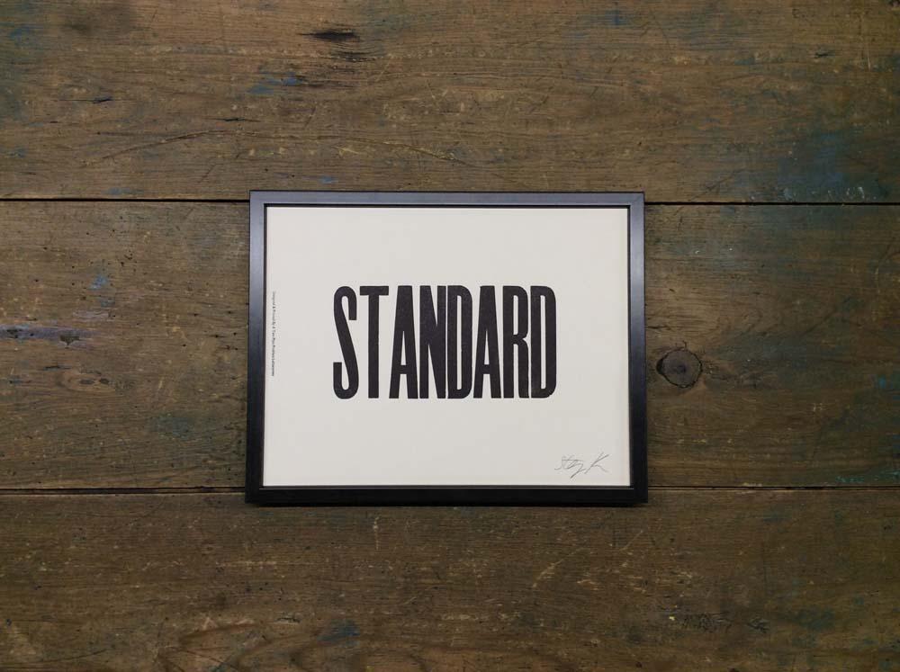 STANDARD POSTER1