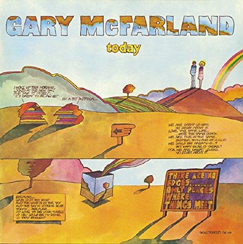 Gary McFarland『Today』 ヴィブラフォン奏者のゲイリー・マクファーランドが、ロン・カーターやヒューバート・ロウズ、アイアート・モレイラら、ジャズ界の名手と演奏する数々のカヴァー曲と共にジャズとボサノヴァ、ポップスを横断。ソフト・サウンディングなイージー・リスニング・ジャズがただただ心地いい一枚。