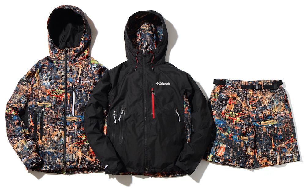 ジャケット 各19,000円 + 税、ショーツ 8,900円 + 税