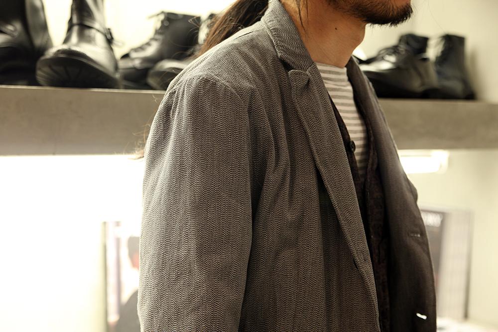 一週間スナップ 317 山口和之(engineered Garments Store Manager) 2月25日
