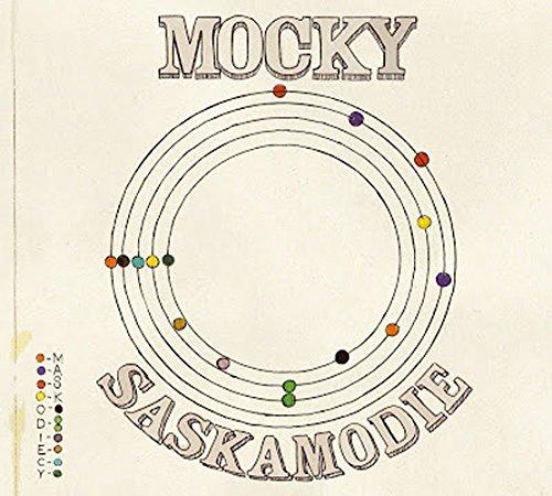 Mocky『SaskaModie』ソウル、ジャズからポップス、クラシックへと横断して広がる生音の豊かな世界が良音愛好家の間で噂が噂を呼んだ2009年作。