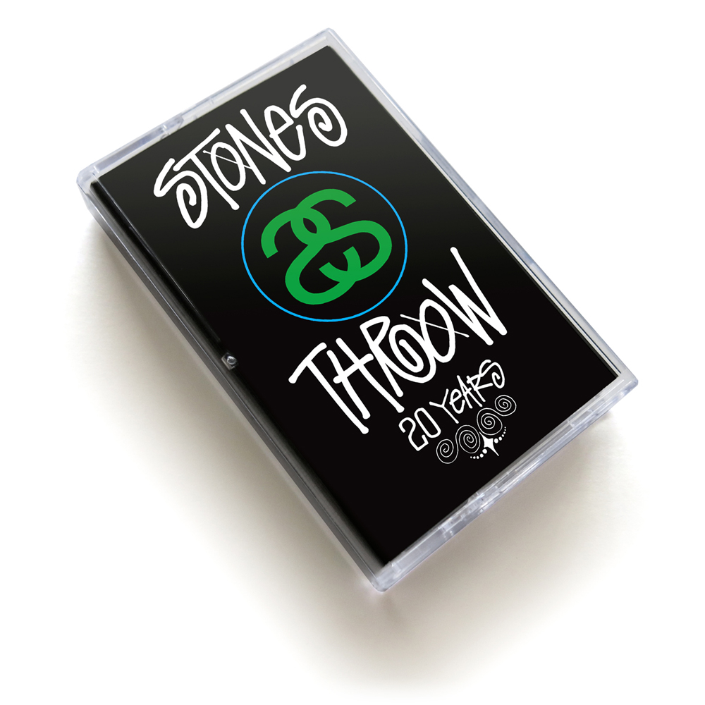 Stones Throw x Stussy Mixtape by PB Wolf Photo