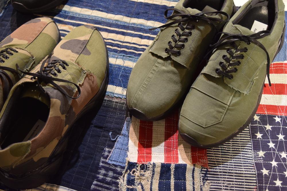 オーダー短靴:各30,000円 + 税