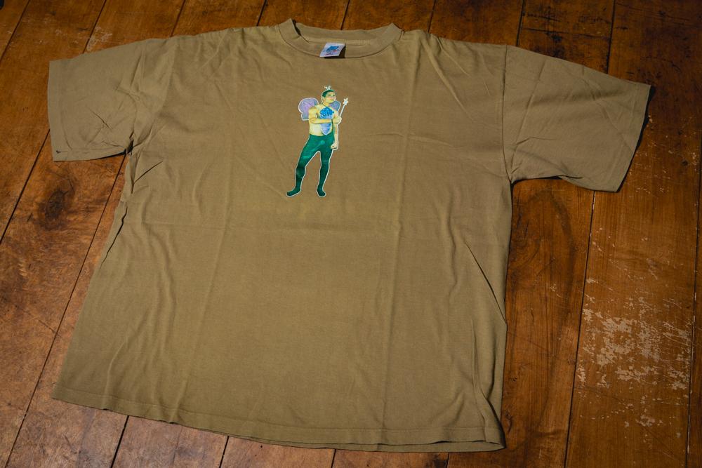 Real SkateboardsのTシャツ