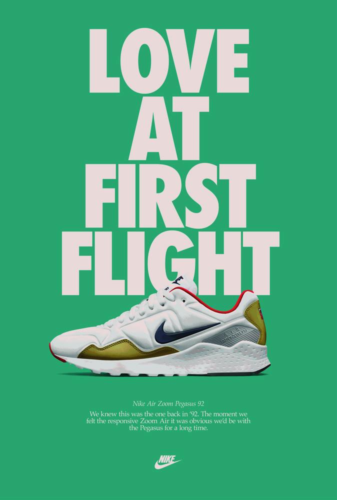Nike Air Zoom Pegasus 92 14,040円(税込)