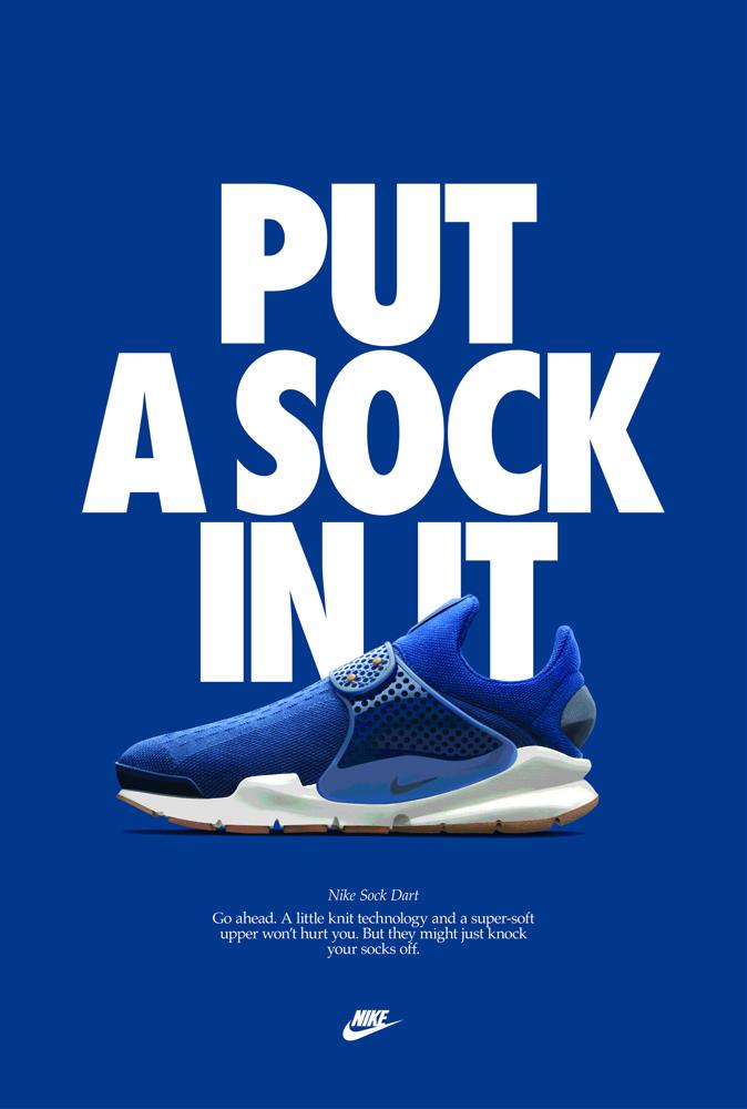 Women's Nike Sock Dart 15,120円(税込)