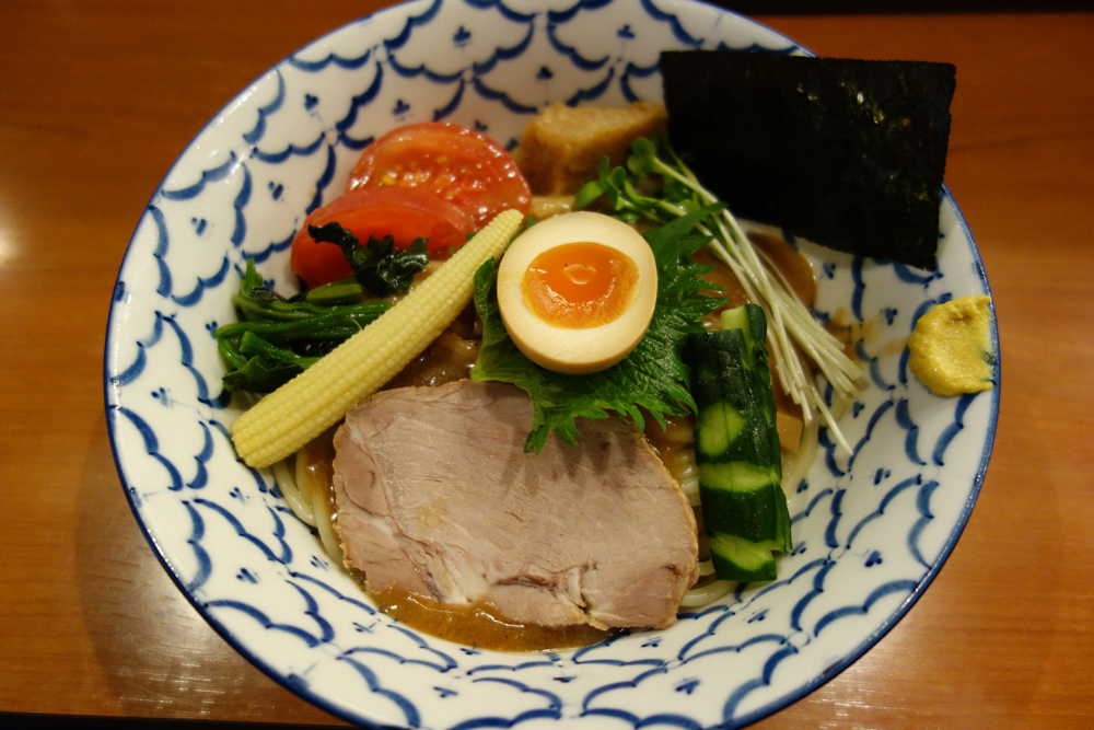 940円(普通盛り)