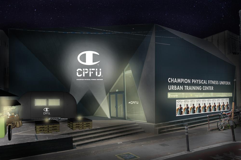 Champion CPFUR POP UP SHOP画像