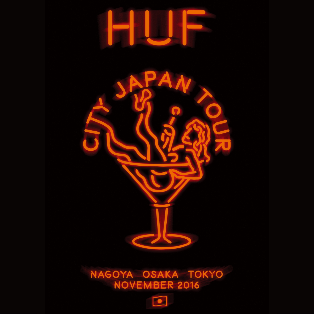 HUF-City-Japan-Tour