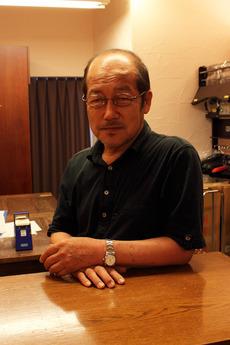 日本のファッション界をずっと見守ってきた 代表の古宇田弘さん。
