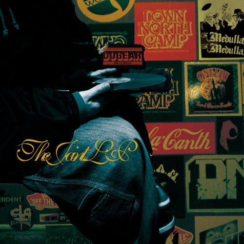 ISSUGI from MONJU『THE JOINT LP』 2010年リリースのセカンドアルバム。GRADIS NICE as K-MOON Xがビートを手掛けたディープかつドリーミーな「TheJOINToutro」を収録している。