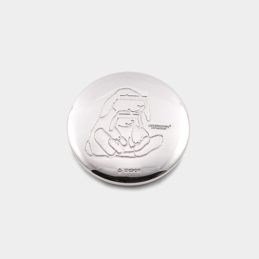 Undercover 'Rabbits' Badge 50,000円 + 税