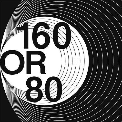 Various Artists『160OR80』 当時タイ在住だったビートメイカー、trinitytiny1旗振りの元2013年に配信リリースされた、ジュークのビートメイカーと日本人ラッパーの異種格闘技戦的コンピ。のちにフィジカル盤も発売され、AVレーベル・性格良し子ちゃんが手がけたPVも話題を呼んだ。