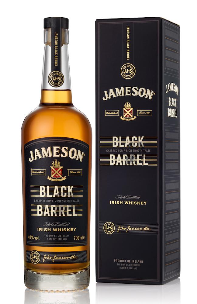 ジェムソン ブラック・バレル 3,243円 700ml アルコール度数: 40%