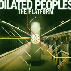 90年代終盤を象徴するクラシック『Work The Angles』を収録したダイレイテッド・ピープルズの1stアルバム「Platform」。2000年リリース。