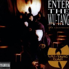 WU-TANG CLANのアルバム 「Enter the Wu-Tang」