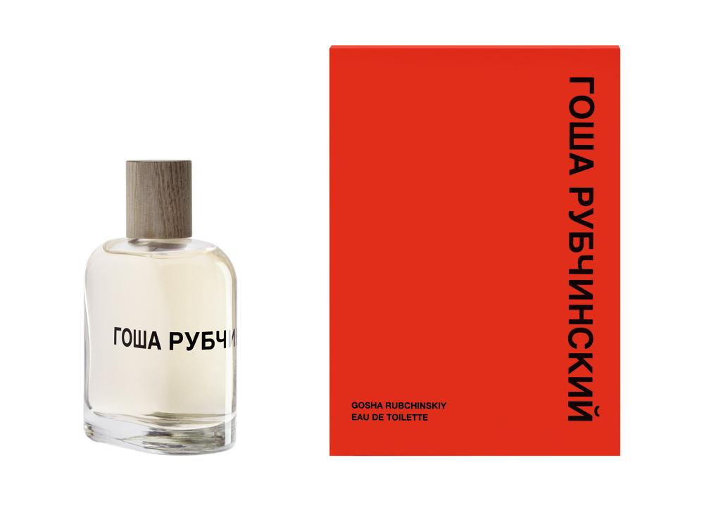 [GOSHA RUBCHINSKIY]、ブランド初の香水がDSMGで先行発売。