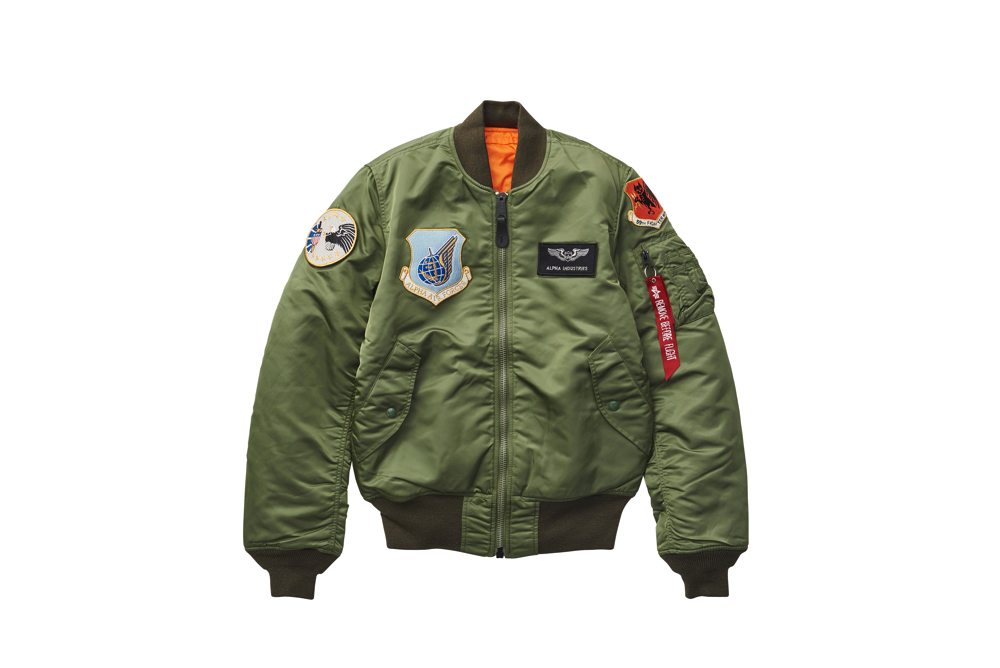 """MA-1 TIGHT """"AIRCREW PATCH"""" 20,800円 + 税"""