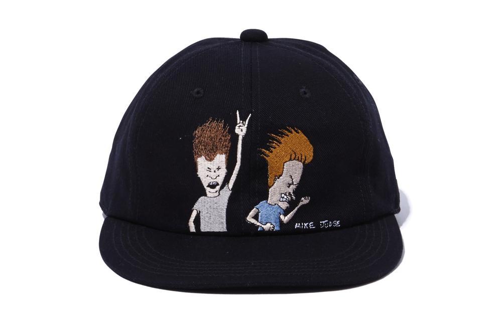 SNAPBACK CAP 5,800円 + 税