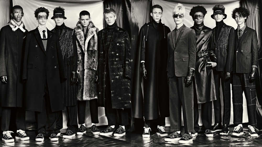 GROUPSHOT DIOR HOMME BY PAOLO ROVERSI FOR DIOR HOMME_MD