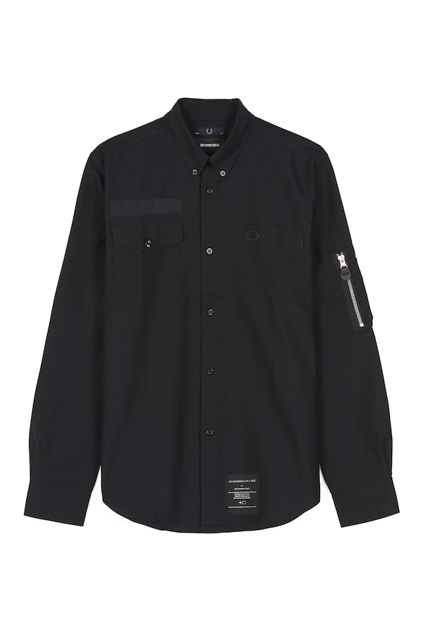 Art Comes First Pocket Detail Oxford Shirt 24,000円 + 税