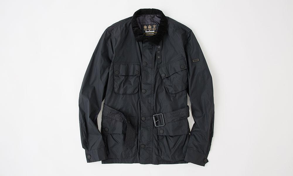 Barbour B.Intl Nylon BK11 Black (Men's) 34,000円 → 13,600円 + 税(3月3日から 1週間限定60%OFF)