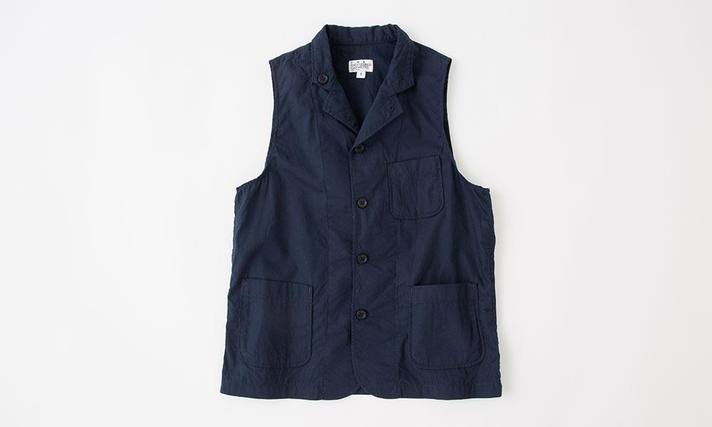 FWK ENGINEERED GARMENTS Loiter Shirt Dk.Navy (Women's) 22,000円 → 8,800円 + 税(3月3日から 1週間限定60%OFF)