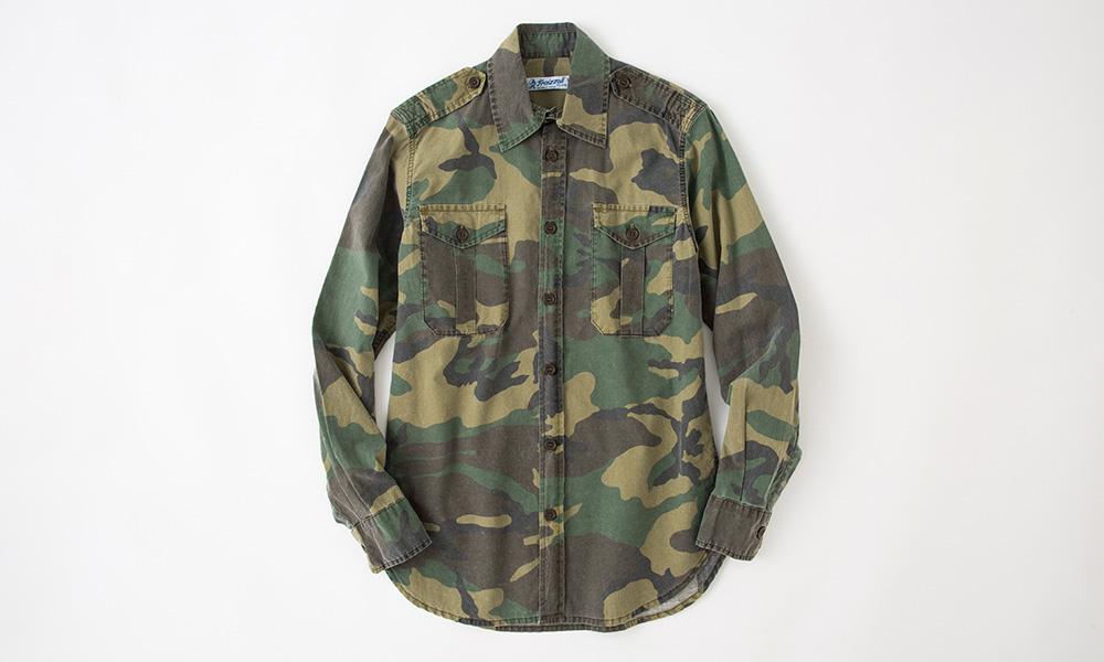FRAIZZOLI ミリタリーシャツ (Men's) 22,400円 → 8,960円 + 税(3月17日から 1週間限定60%OFF)