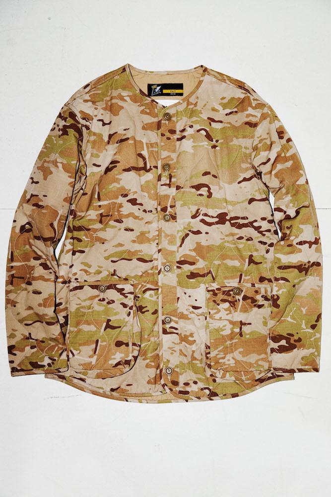 Multicam® Arid ジャケット:25,000円 + 税