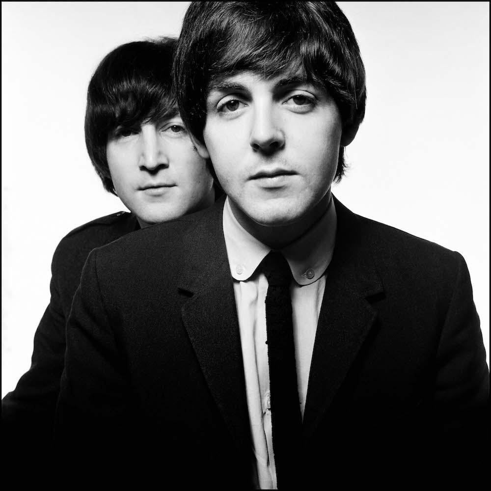 John and Paul © David Bailey