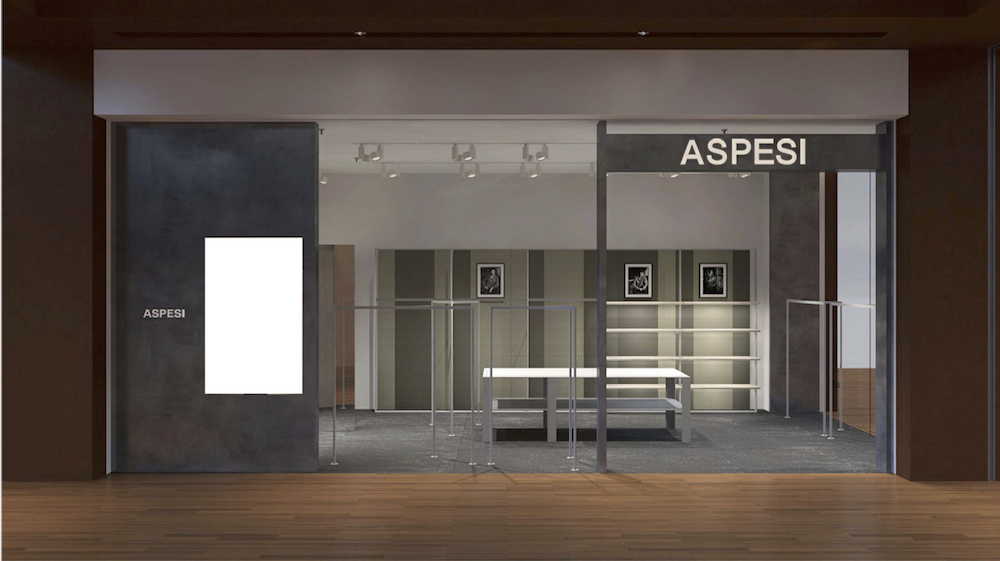 ASPESI MIDTOWN_Store 031116_project update