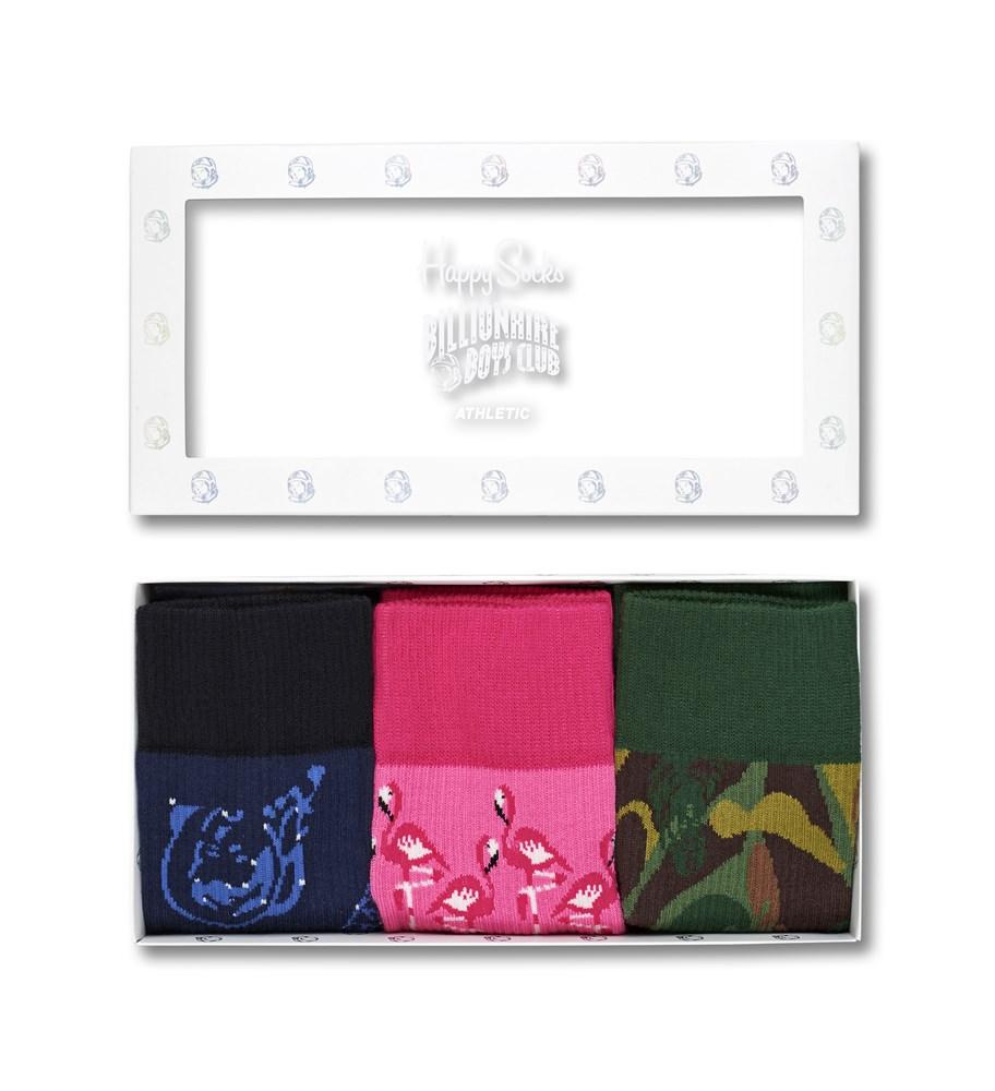 Happy Socks × BILLIONAIRE BOYS CLUB:6,900円 + 税
