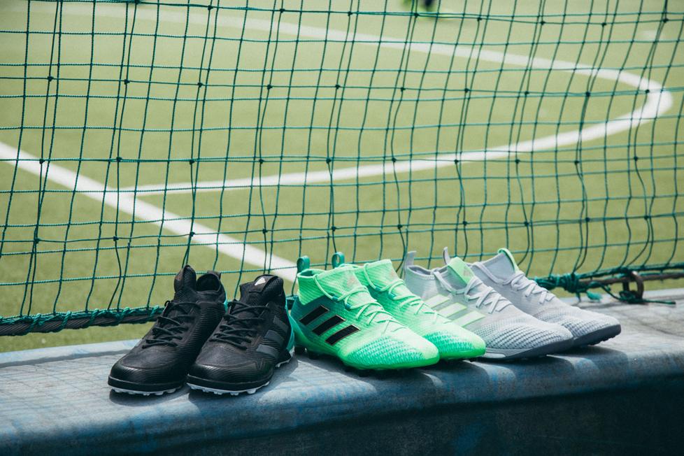 Tokyo Football Addict Vol.04:[adidas]のシューズに魅せられた男。